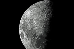 The Moon (MrMuz) Tags: moon canon sydney telescope astrophotography tring lunar sattelite 50d tadapter 900mm canon50d