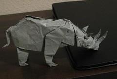 Rhinoceros (Montroll)