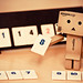 [02/52] Danbo spielt Rummikub / Danbo is playing rummikub