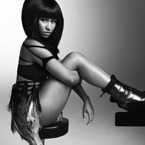 Nicki Minaj V Magazine 5