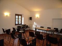 Sala attrezzata con 40 posti