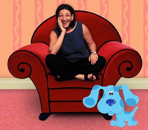 this month - Blue Clues