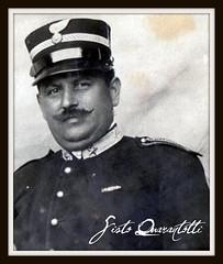Sisto Quarantotti (MARCO_QUARANTOTTI) Tags: italy photo italia oldphoto tuscania 1920 carabiniere militare reali maresciallo vecchiafotografia fotofamiglia forzedipolizia