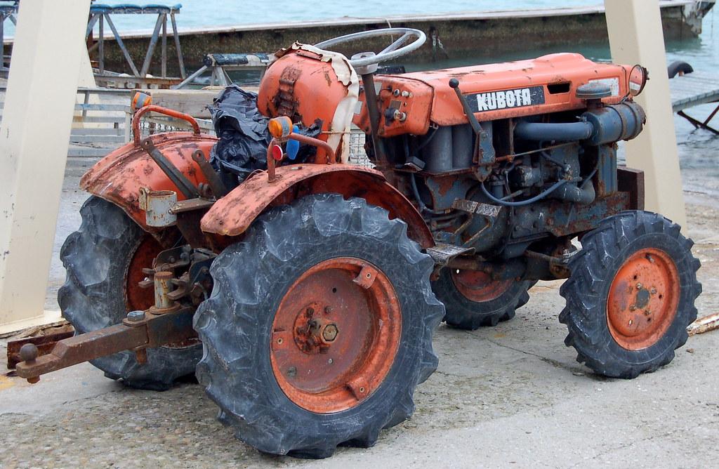 Kubota Tractor Rims Wheels : Kubota tractor wheels of