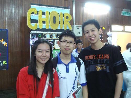 Chee Li Kee,Jin Yee and Kheng Hoe