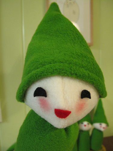 Christmas Elf Plush 0174