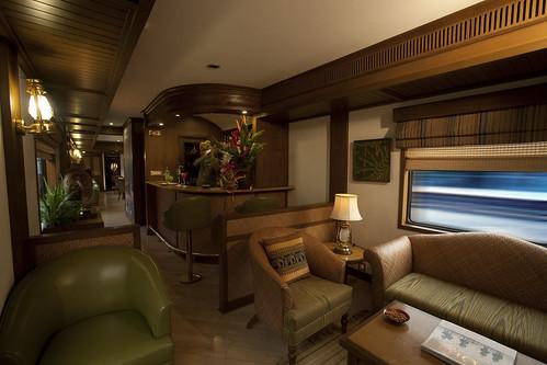maharajas express royal train