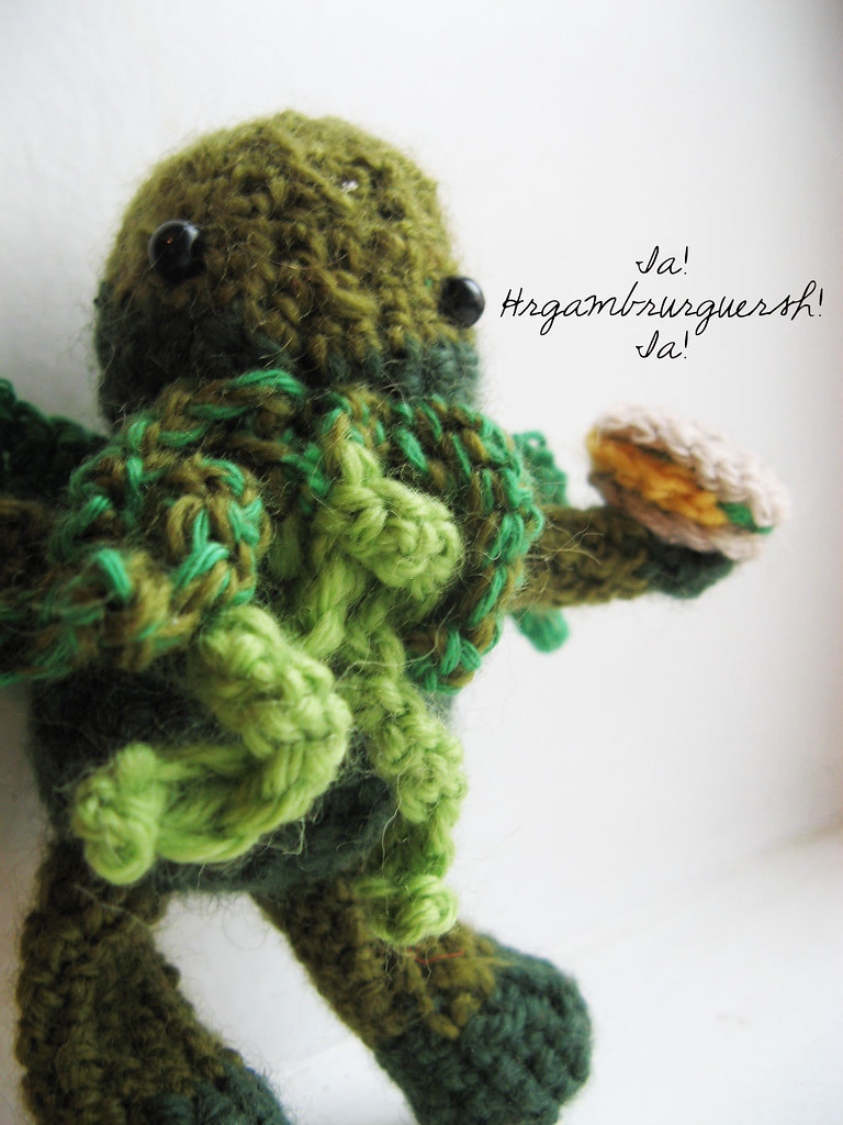 The worlds best photos of amigurumi and cthulu flickr hive mind amigurumi cthulhu friend the sun and the turtle tags wool handicraft amigurumi bankloansurffo Choice Image