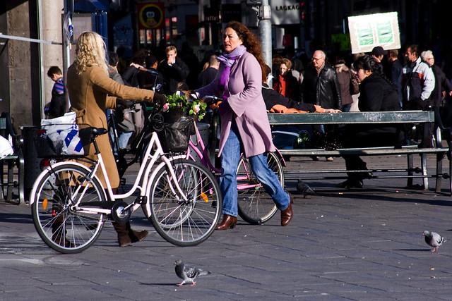 Passing Bikes