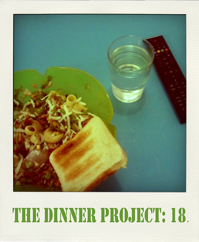 the dinner project: kw 2.