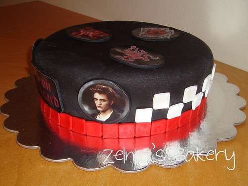 Twilight Cake - view 2