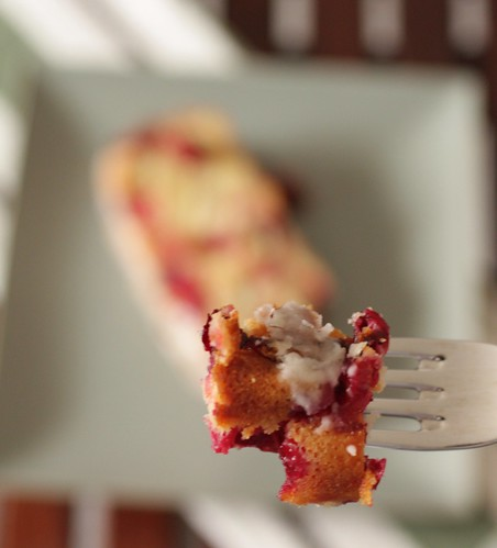 Cranberry Orange Pound Cake Sour Cream