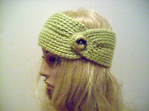 Prototype for a new headband design :)
