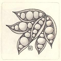 Weekly Challenge 05 (Amaryllis Creations) Tags: zentangle