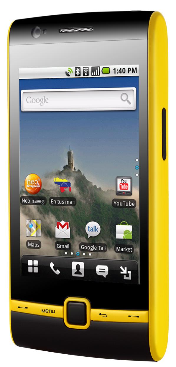 en el Hotel Melía Caracas, Movilnet lanzó el nuevo Huawei UM840