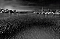 Harbor impression #4 (louieliuva) Tags: blackwhitephotos