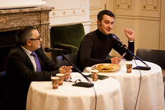 Petit déjeuner de l'Alliance - Pascal husting