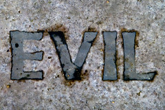 EVIL by Tim Green aka atoach, on Flickr