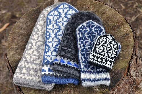 Girdwood Mittens!