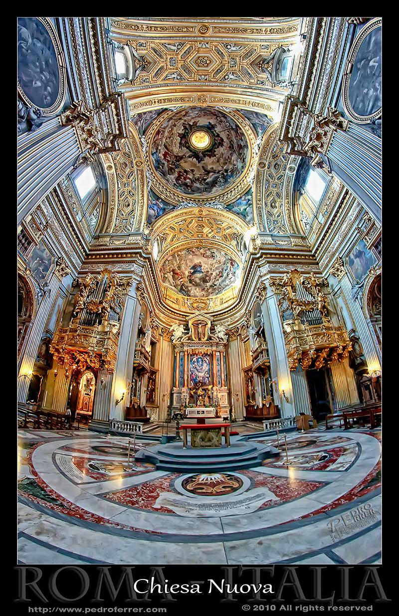 Roma - Chiesa Nuova