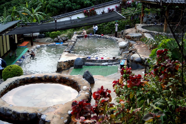 Beitou hot springs
