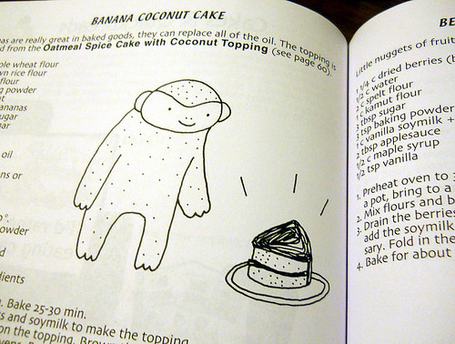 Lickin' the Beaters Cookbook Volume 1 - Ape Cake