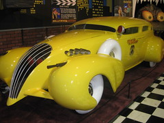 Dick Tracy Movie Car (DJ Saint) Tags: classiccars hotrods voloautomuseum