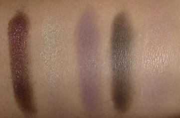 neutral palette swatches