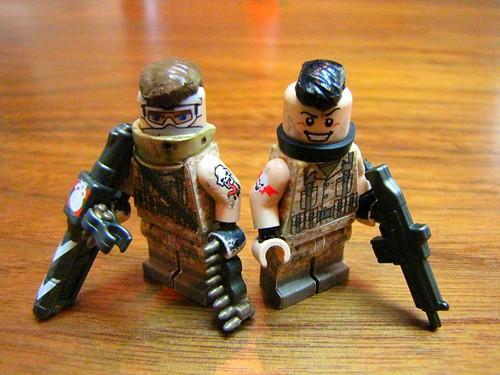 Desert Hunters