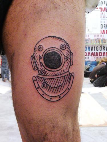 Caio - Projeto Free Tattoo Galeria Vermelho