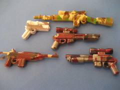 For Trade, Camo! (Da-Puma) Tags: yum lego camo inventory freebie brickarms
