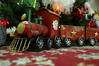 train (Sarah P. Mandel) Tags: red holidays christmasmuseum