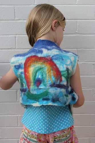 mollie vest back