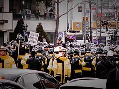 Standoff in Seoul