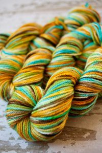 'Winter Garden' on Candadian BFL aran Cyber Monday SALE