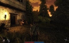 Risen - Bandit lookout (Futurilla) Tags: windows game pc screenshot screenshots fantasy rpg videogame risen roleplayinggame screengrabs widescreeen futurilla deepsilver 1920px piranhabytes