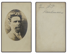 Gen. W. P. Hardeman (SMU Central University Libraries) Tags: texas civilwar uswest hardeman