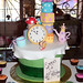 Mad Hatters Tea Party Cake
