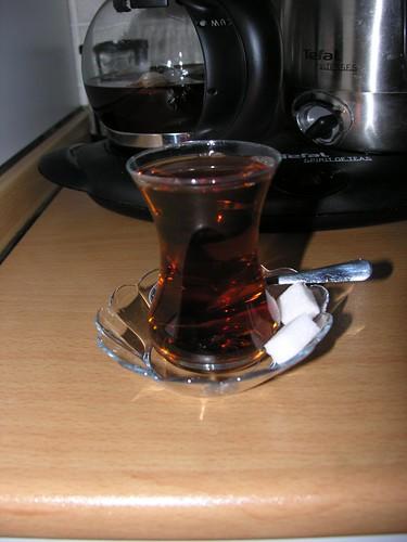 Teaszünet török módra