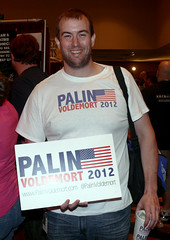Palin Voldemort 2012 (sctag1015) Tags: dragoncon 2010 sctag1015 cosplay palin voldemort election 2012 campaign sign fz50