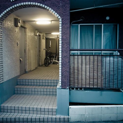 Arch Sliding Door