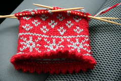 Reindeer Mitten start - palm