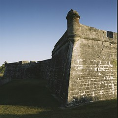 Castillo San Marcos (sailronin) Tags: city travel usa saint florida augustine americas oldest