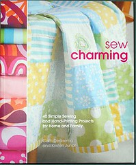 Sew Charming, sewing book