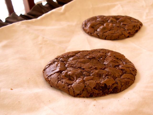 Mocha Cookies