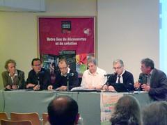Manifestation Intégration du handicap dans le monde du travail - Poitiers - 01