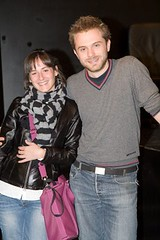 Paolo Giordano e Mattia Signorini