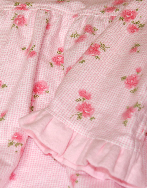 Nightie for Hazel and her doll