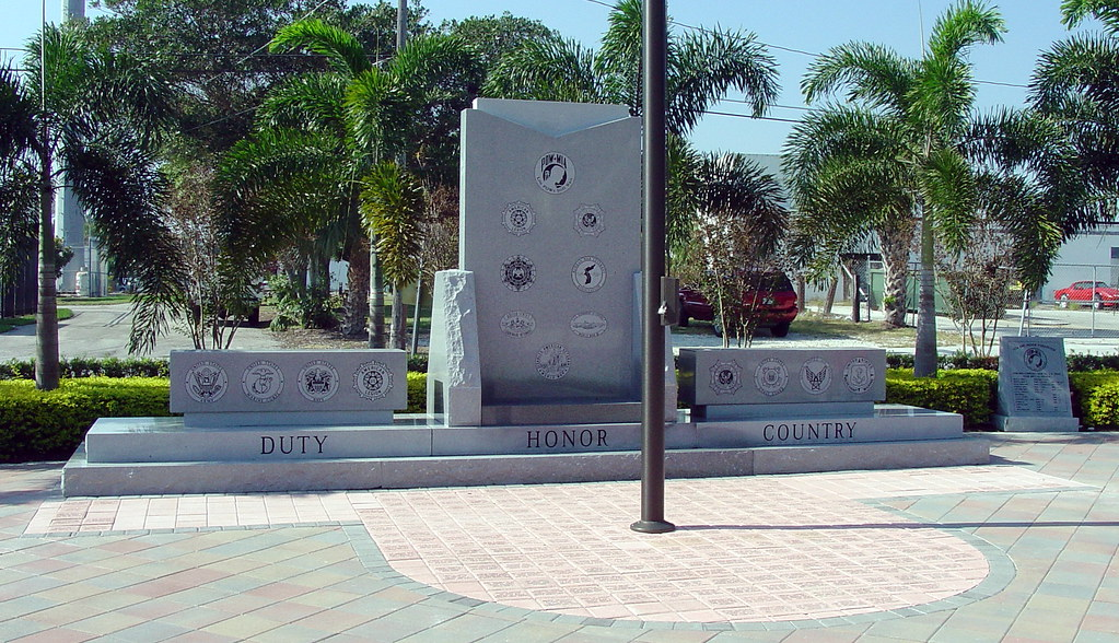 Veteran's Park, Boynton Beach, Florida