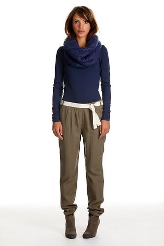 American Vintage, ropa de punto para mujer, moda básica de American Vintage, moda mujer colección de invierno